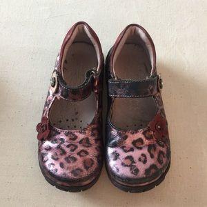 Primigi Leopard print Mary Janes, 9